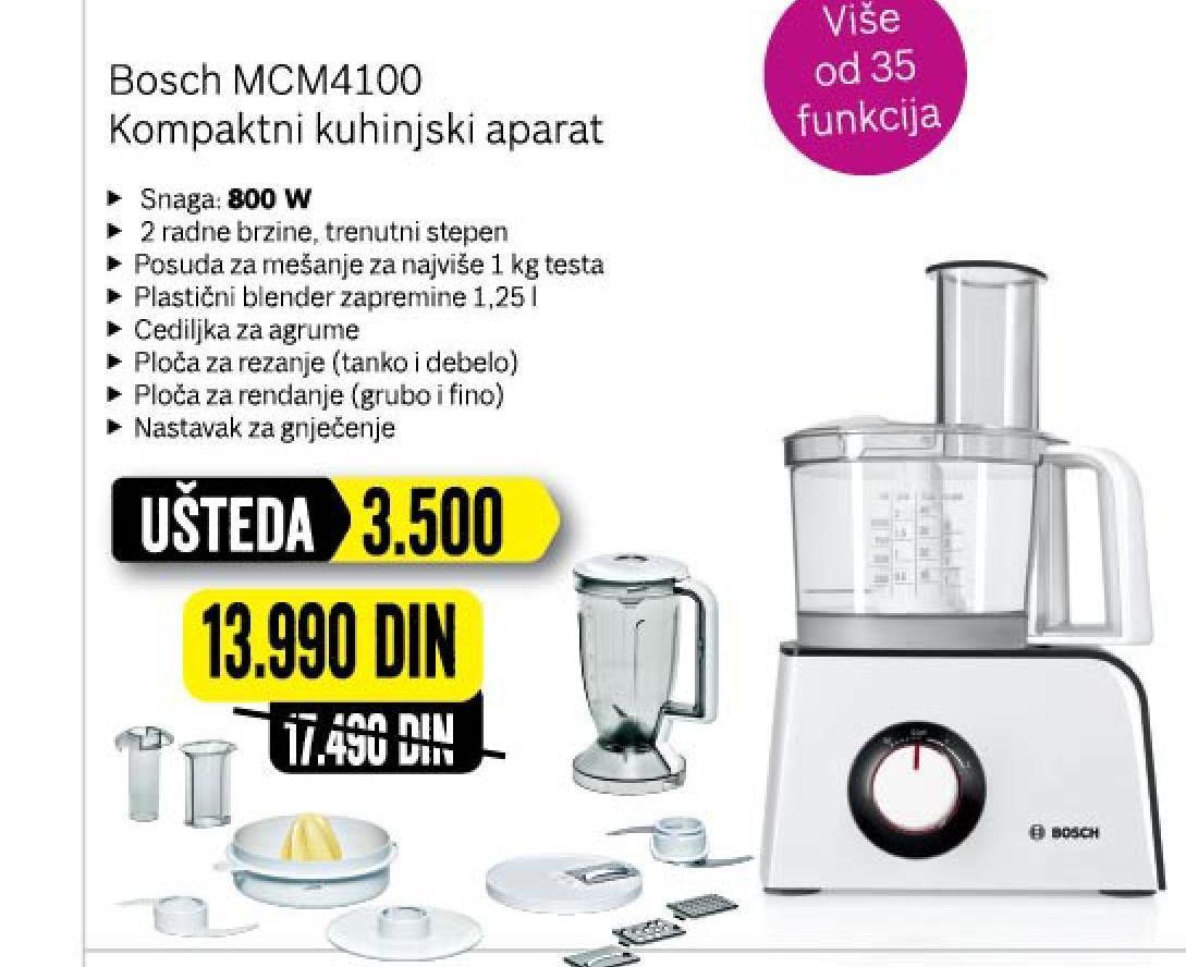 Multipraktik MCM4100