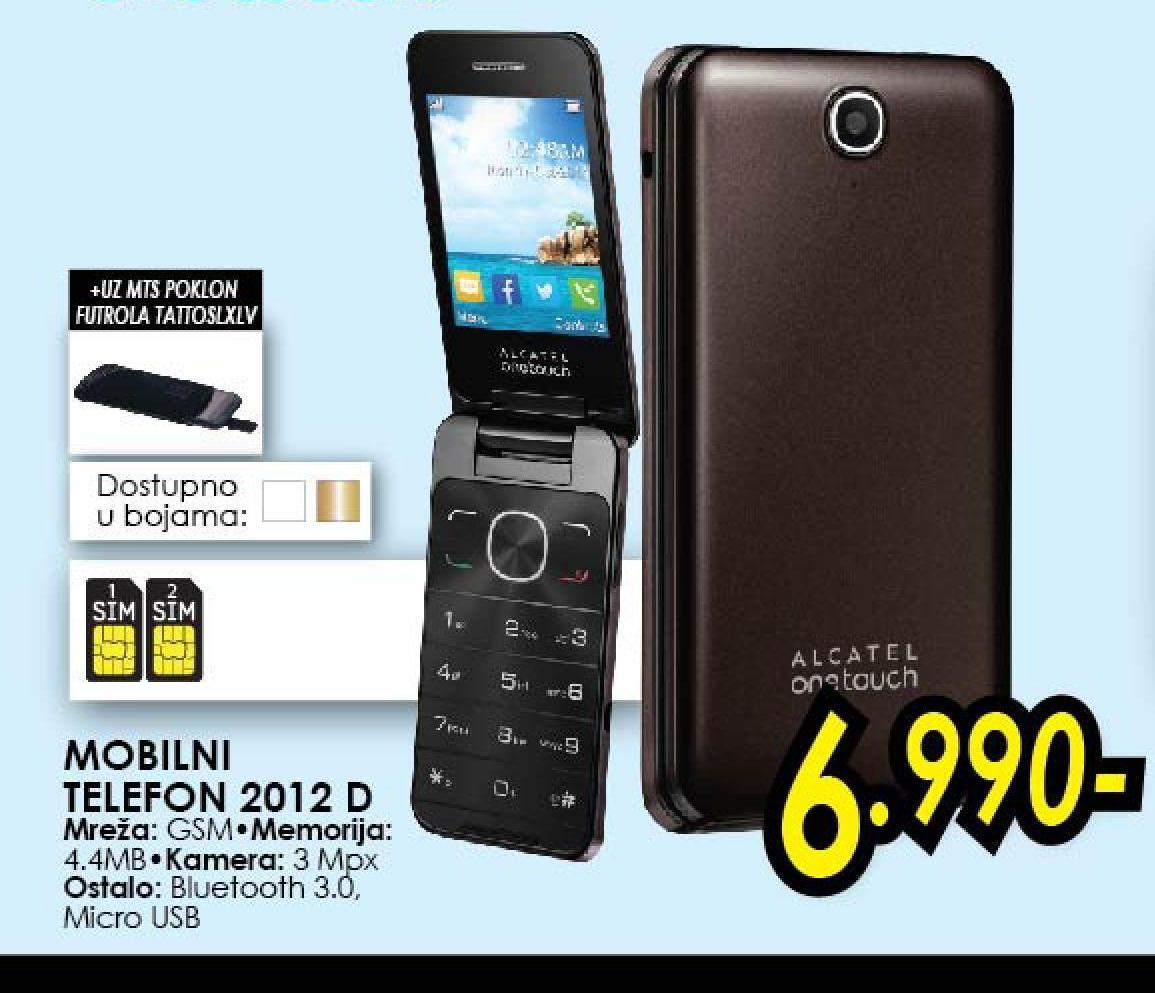 Mobilni telefon 2012