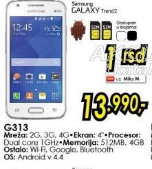 Mobilni telefon Galaxy Trend 2 G313