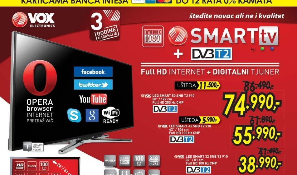 Televizor LED 42SNBT2 910
