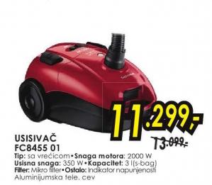 Usisivač Fc8455 01