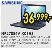 Laptop ATIV Book 2 NP270E4V-X01HS