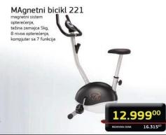 Magnetni bicikl 221