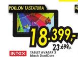 Tablet AVT2 BT DUAL