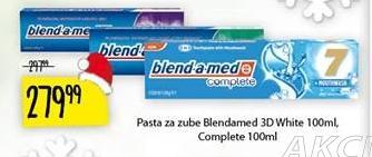 Pasta za zube 3D white