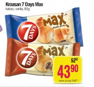 Kroasan max