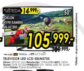 Televizor LED 50LN575S
