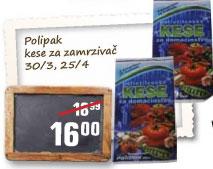 Kese za zamrzivač 30/3