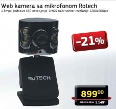 Web kamera sa mikrofonom
