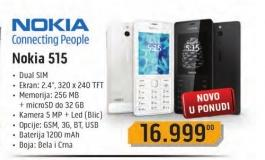 Mobilni telefon N 515