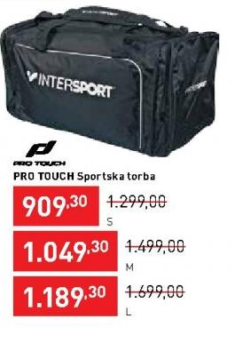 Sportska torba PRO TOUCH