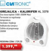 Grejalica HL 3378