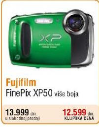 Fotoaparat FinePix XP50