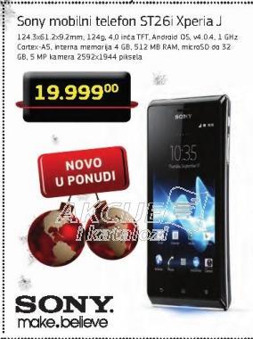 Mobilni Telefon Xperia J