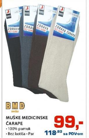 Muške medicinske čarape