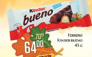 Čokoladica Bueno
