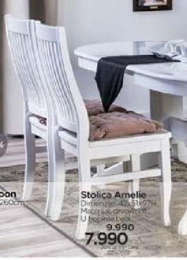 Trpezarijska stolica Amelie