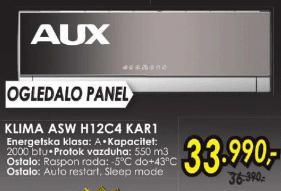Klima ASW H12C4 KAR1