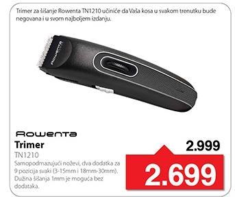 Trimer TN1210