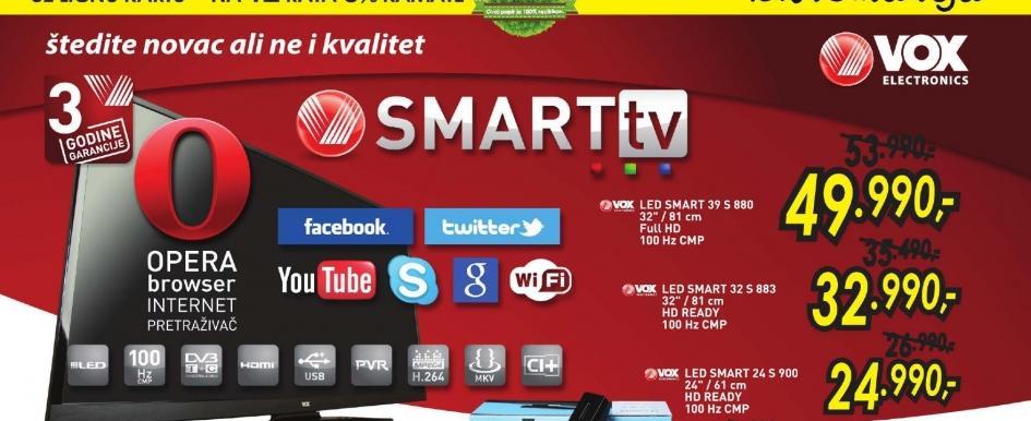 Televizor LED 39S880
