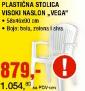 Plastična stolica ''Vega''
