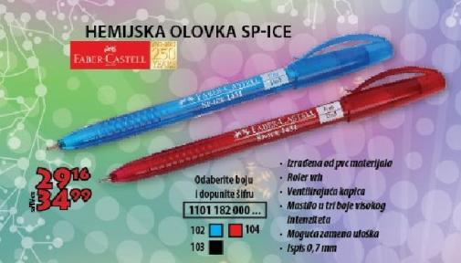 Hemijska olovka SP-ICE