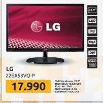 "Monitor LED TFT 21.5"" 22EA53VQ-P"