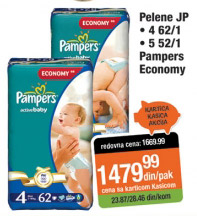 Pelene economy 62/1
