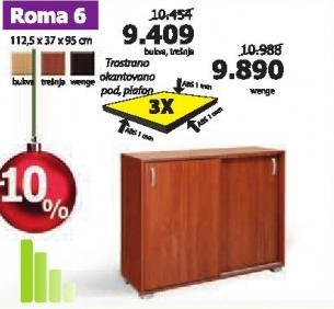 Komoda Roma 6