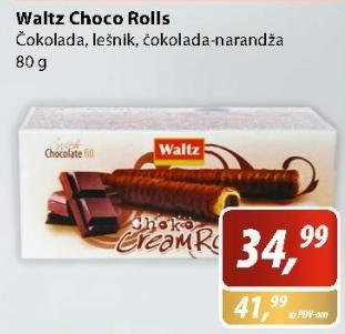 Choco Rolls lešnik