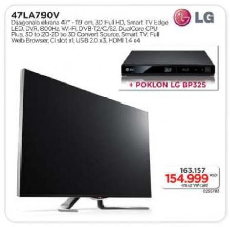 LED Tv 47LA790V