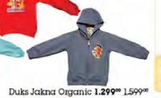 Duks jakna Organic