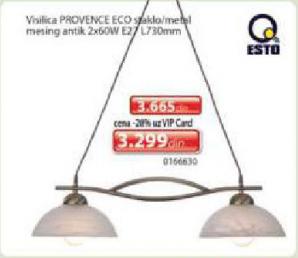 Visilica Provence Eco