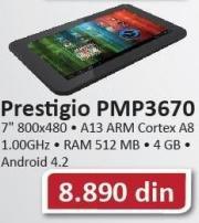 Tablet PMP 3670