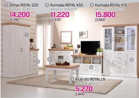 Ormar Royal S2d