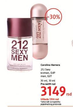Parfem 212 sexy