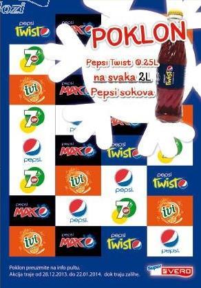 Poklon Pepsi