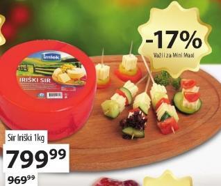 Iriški sir