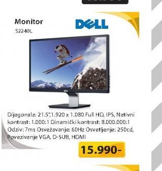 Monitor S2240L