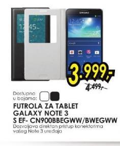 Futrola za tablet Galaxy Note 3