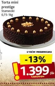 Torta Prestige