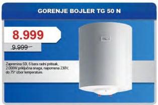 Bojler Tg50N