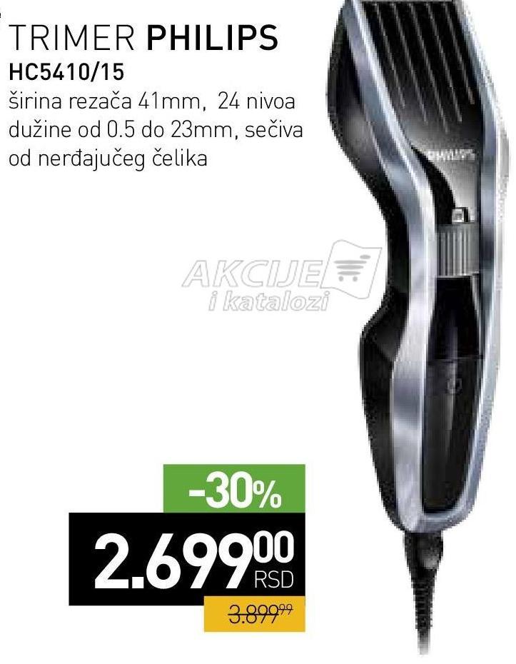 Trimer HC5410