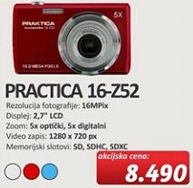 Digitalni Fotoaparat 16-Z52