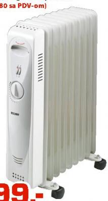 Uljani radijator OR3000
