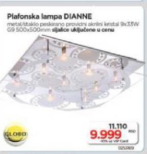 Plafonska lampa Dianne