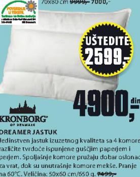 Jastuk Dreamer