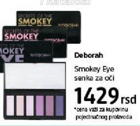 Senka za oči Smokey eye