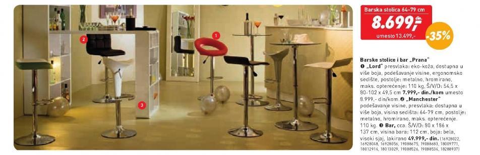 Barska stolica Manchester