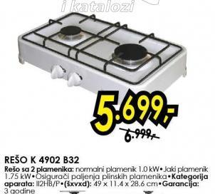 Rešo K 4902 b32